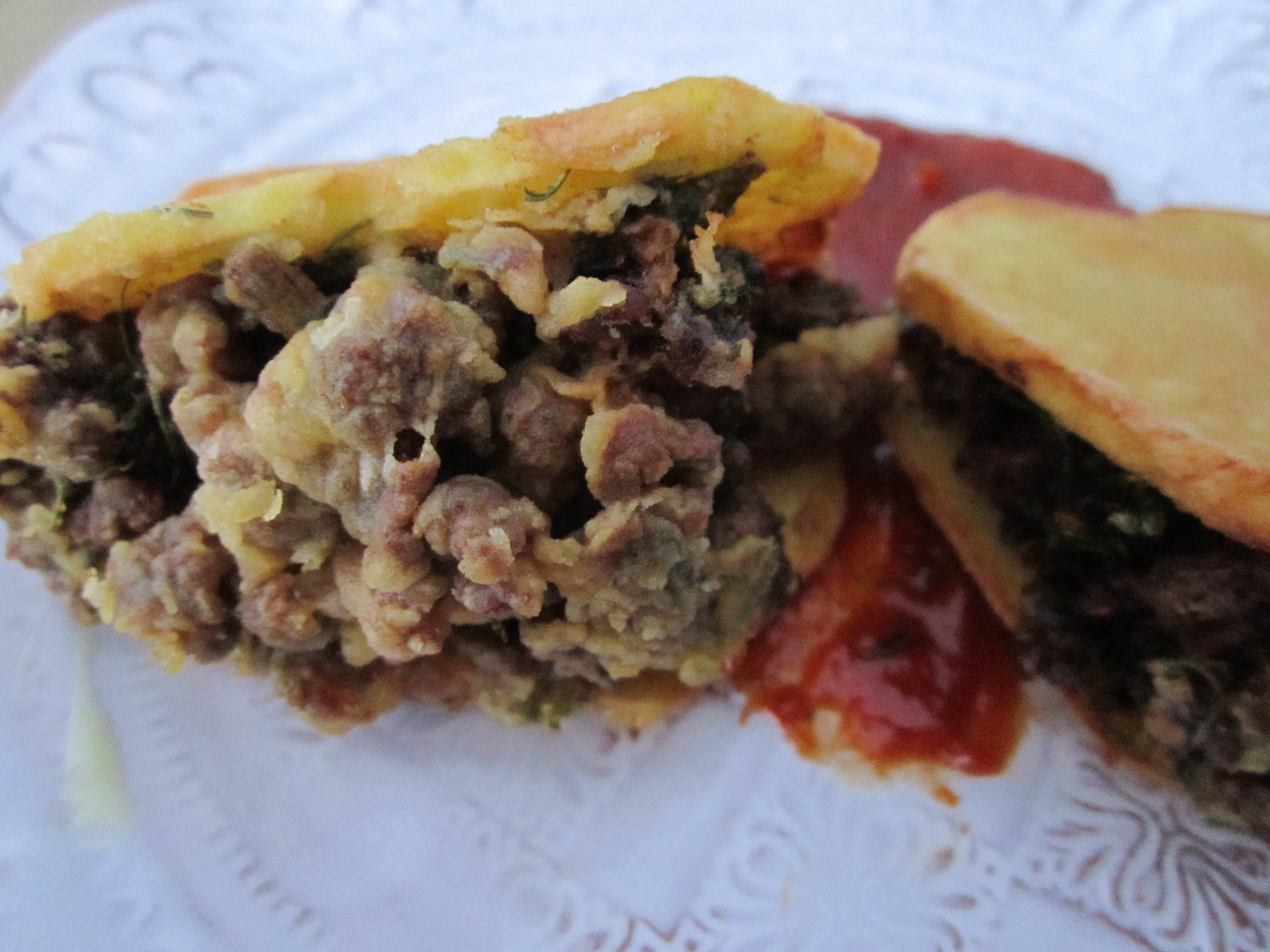 Libyan burger recipe burgers here and there bht libyan burger forumfinder Choice Image